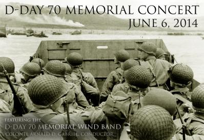 D-Day 70 Memorial Concert