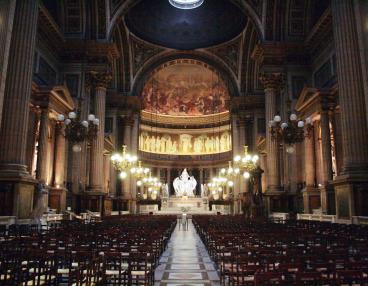 L'Eglise de la Madeleine