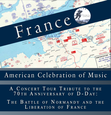 American Celebration of Music in France