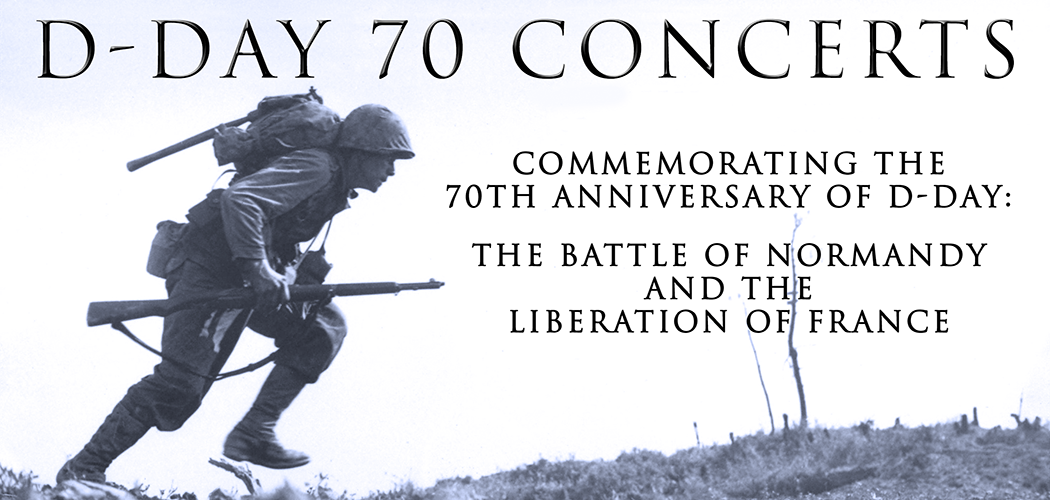 D-Day 70 Concerts