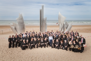 D-Day 70 Memorial Wind Band Group Page