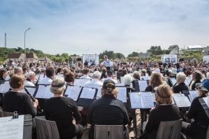 D-Day 70 Memorial Wind Band June 6 Photo Gallery